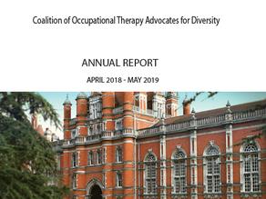 2019 COTAD Annual Report