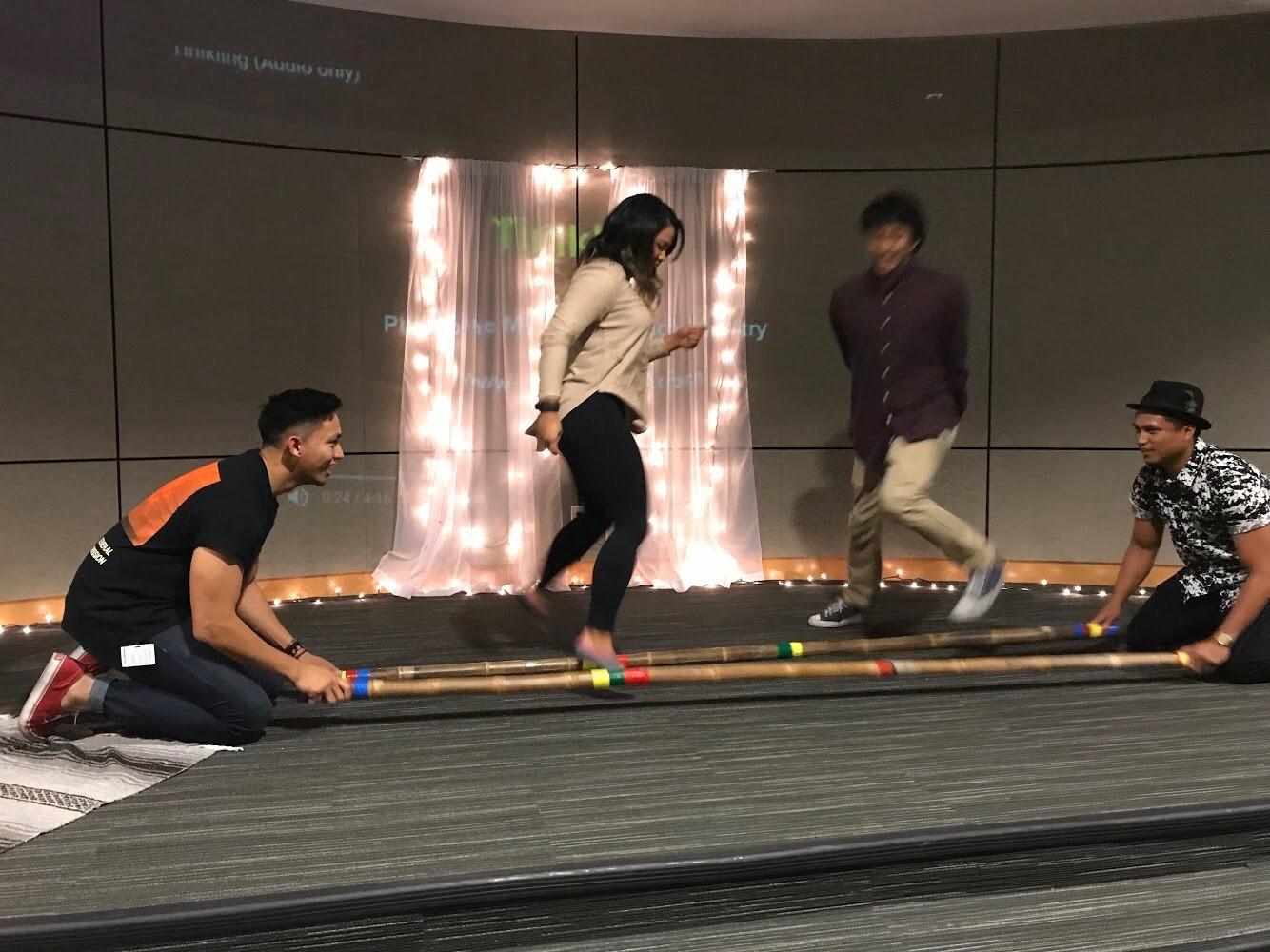Tinikling Dance, WCU