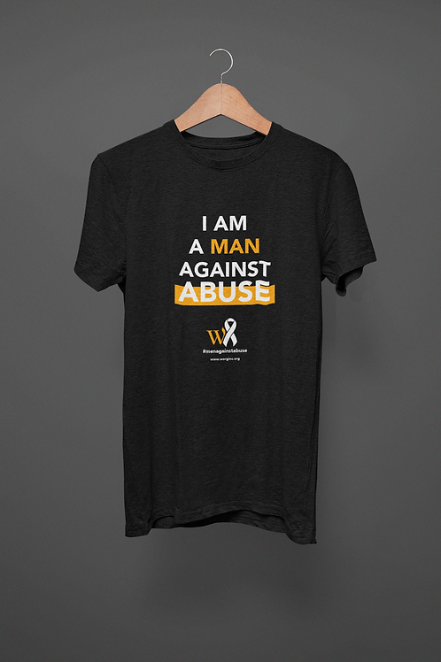 Men Against Abuse Tee