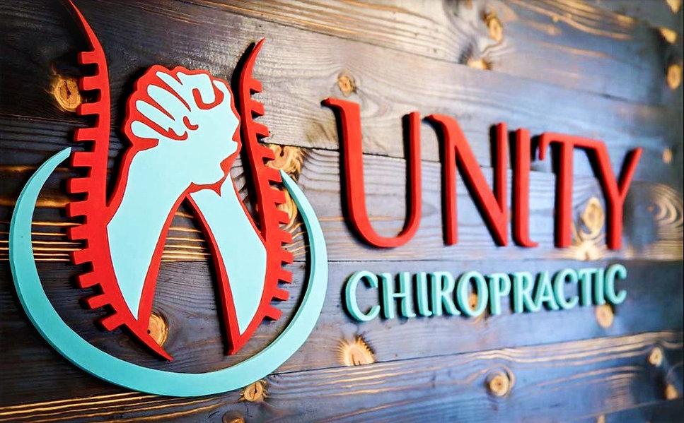 The Sign at Unity Chiropractor in Murfreesboro TN.jpg