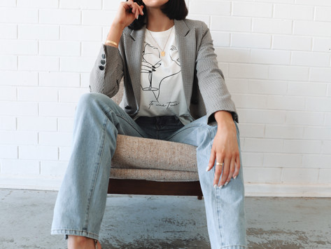 3 WAYS TO STYLE YOUR NEW TEE