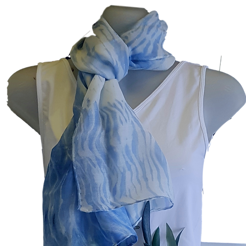Wool/Silk scarf