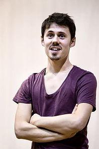 Fabien Gautier Collectif L'approche danseur interprète CDC Toulouse Montpellier théâtre