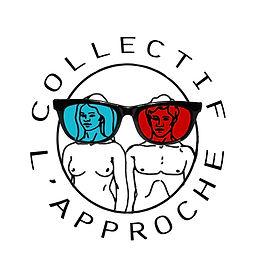 logo collectif l'approche montpellier création cabaret dièse théâtre contemporain chanson musique