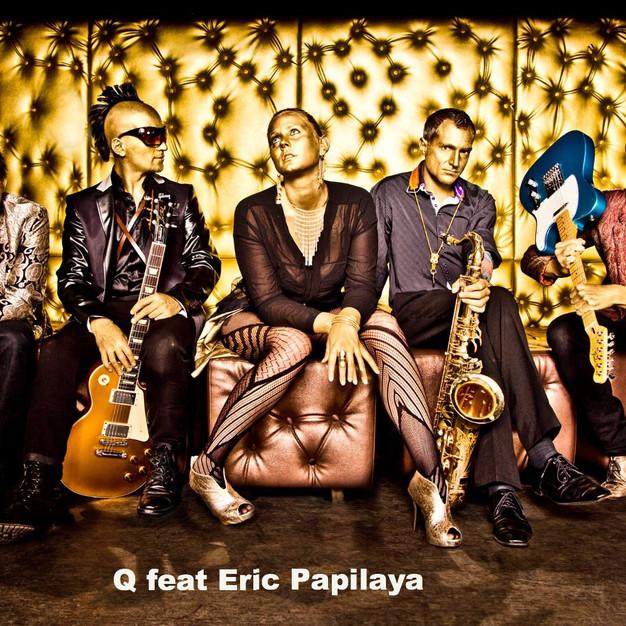 Q feat. Eric Papilaya