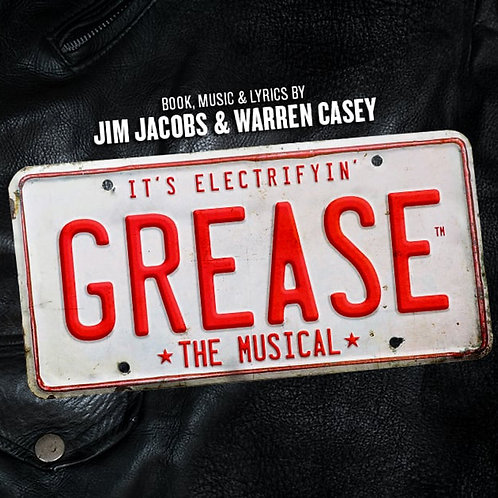 GREASE - The Musical - 7.30pm, Tue 23rd June