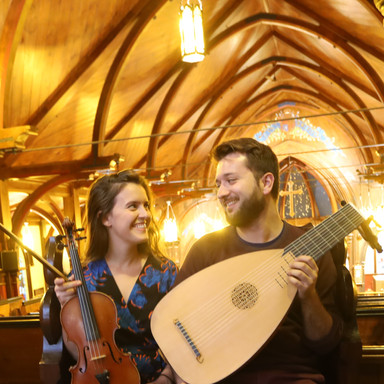 Sweeter than roses - Purcell with tenor/lutenist Kerry Bursey