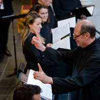 Excerpts from live performance recording of the Vespers of 1610 by Claudio Monteverdi. Performed and recorded on April 17, 2016 by the University of King's College Chapel Choir, Halifax, Nova Scotia, Canada. Directed by Paul Halley. With soloists Hélène Brunet (soprano), Janelle Lucyk (soprano), Sarah Myatt, (mezzo-soprano), Charles Daniels (tenor), Philippe Gagné (tenor), Martin Auclair (bass); David Greenberg (concertmaster); instrumentalists from Canada, U.S.A., and the U.K., and the boy choristers of Capella Regalis Men & Boys Choir.  Full credits appear at the end of the video.