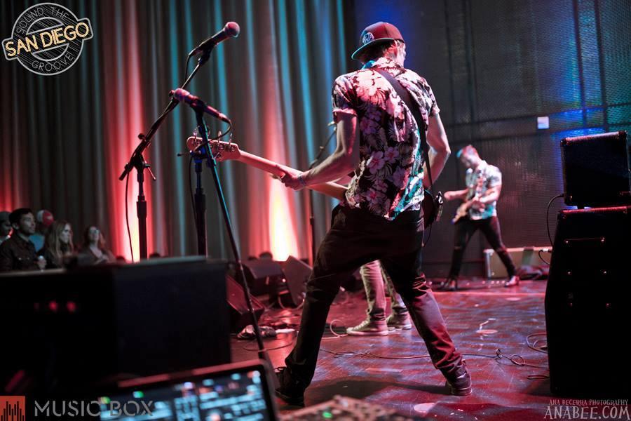backstage shot MUSIC BOX