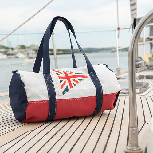 Medium Sailcloth Weekend Bag