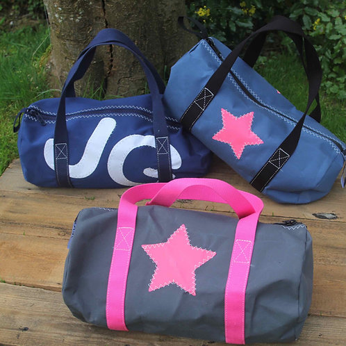 Small Canvas Sports Bag