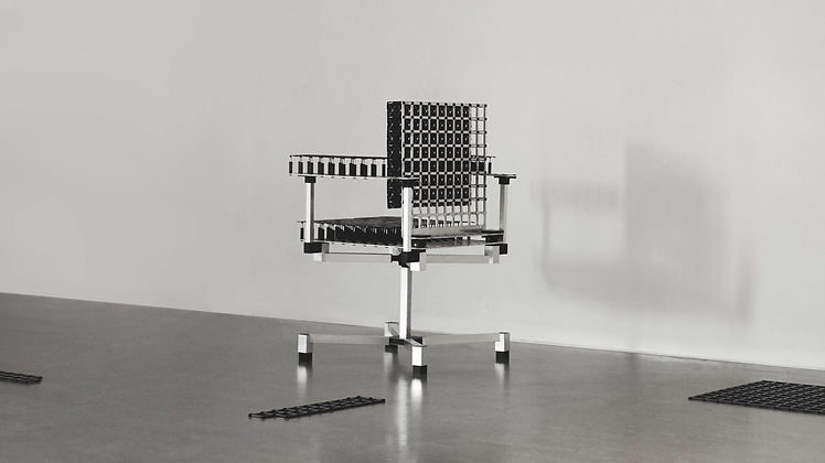 Reactive Objects, Industrial and Furniture Design