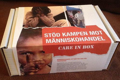 Stöd kampen mot människohandel