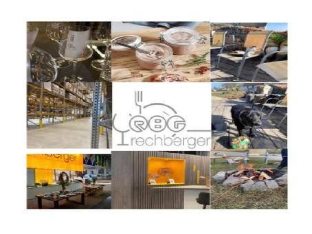 Besuch der Firma Rechberger in Linz in der neuen Niederlassung!