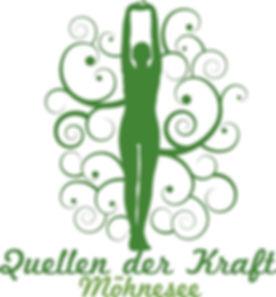 Quellen der Kraft Logo
