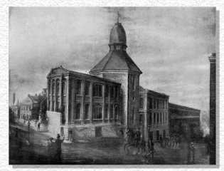LaBinnah Bistro & Gratiot Street Prison
