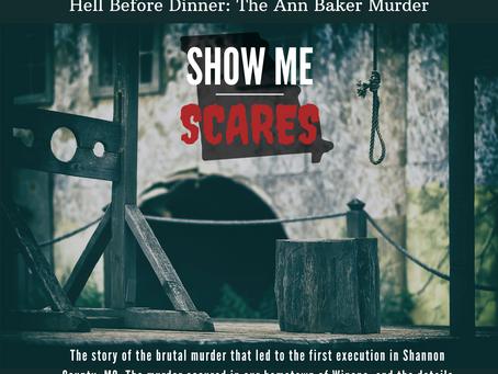 Hell Before Dinner: The Ann Baker Murder