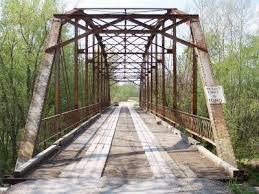 Enoch's Knob Bridge