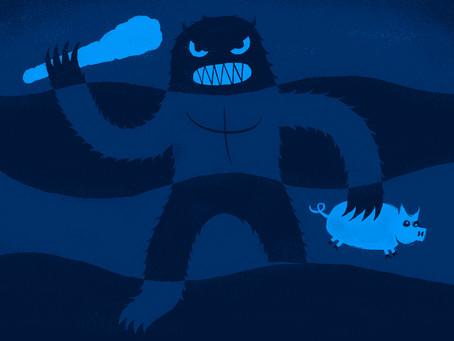 Blue Man of the Ozarks