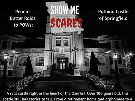 POWs to Peanut Butter Raids: Pythian Castle