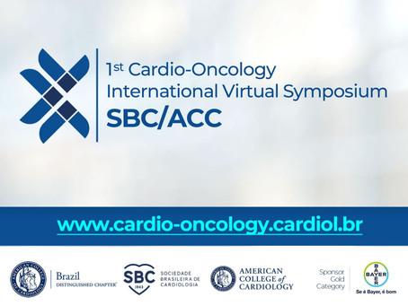 SBC e ACC promovem 1º Simpósio Virtual Internacional de Cardio-Oncologia