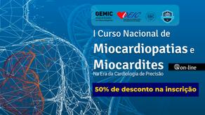 I Curso Nacional de Miocardiopatias e Miocardites