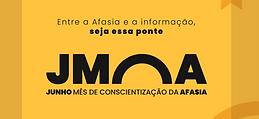 Mês de Conscientização da AFASIA