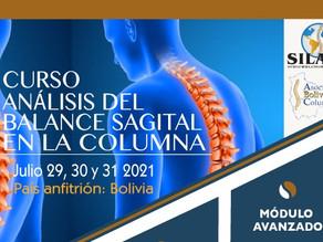 Curso Análisis del Balance Sagital en la columna - SILACO