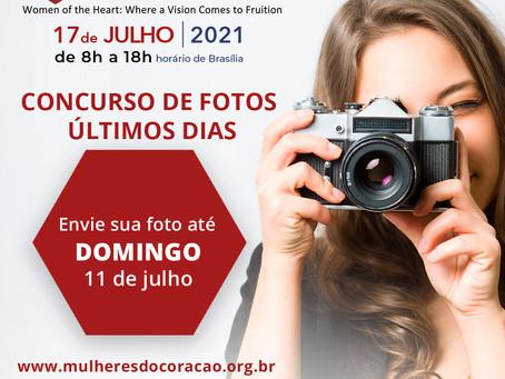"""Concurso de fotografias """"Mulher: um coração cheio de histórias"""" recebe inscrições até 11 de julho"""