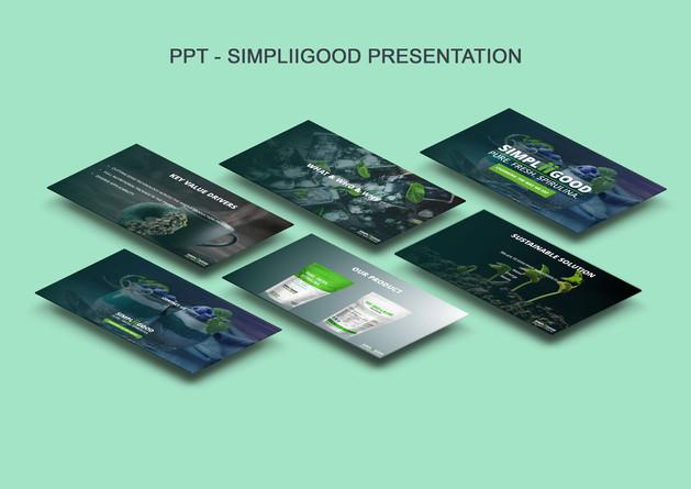 Simpliigood PPT
