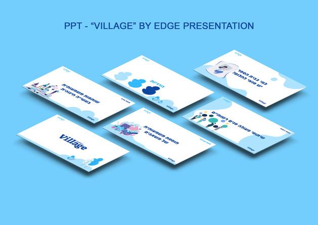 Village by Edge PPT