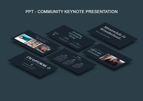Community PPT