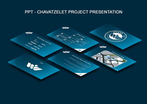 """Chavatzelet"" Project PPT"