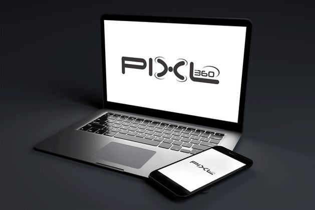 PIXL360 Logo Design