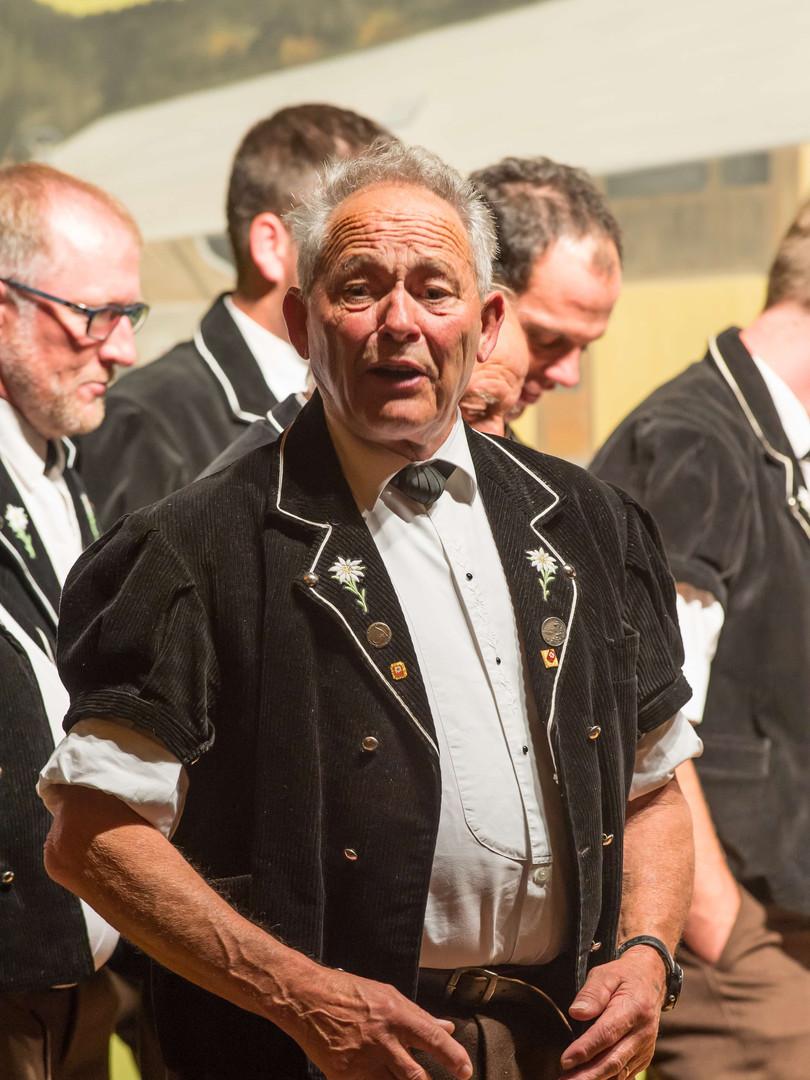 Jodlergruppe Lötschberg Frutigen