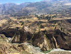 One of the most incredible views returning from Colca Canyon (Arequipa, Peru)