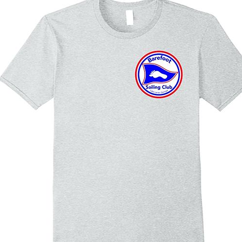 Plain White T- Medium Logo