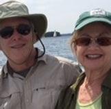 Norm & Lois on Lake Lanier - 4-2015.jpg