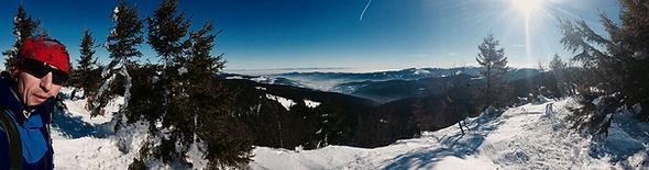Rev2 Montagne sortie hivernale ensoleillée