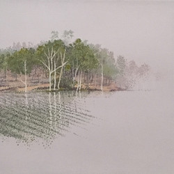 Mist On The Waters