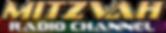 Mitzvah Radio Channel Logo.png