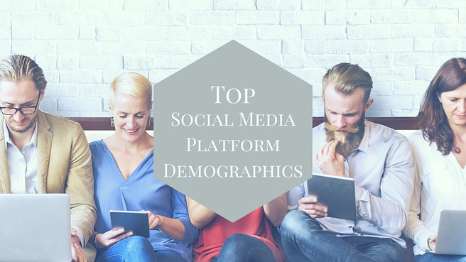 Top Social Media Platform Demographics