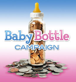 Baby Bottle Campaign, Diaper, Baby Wipe and Formula Collection