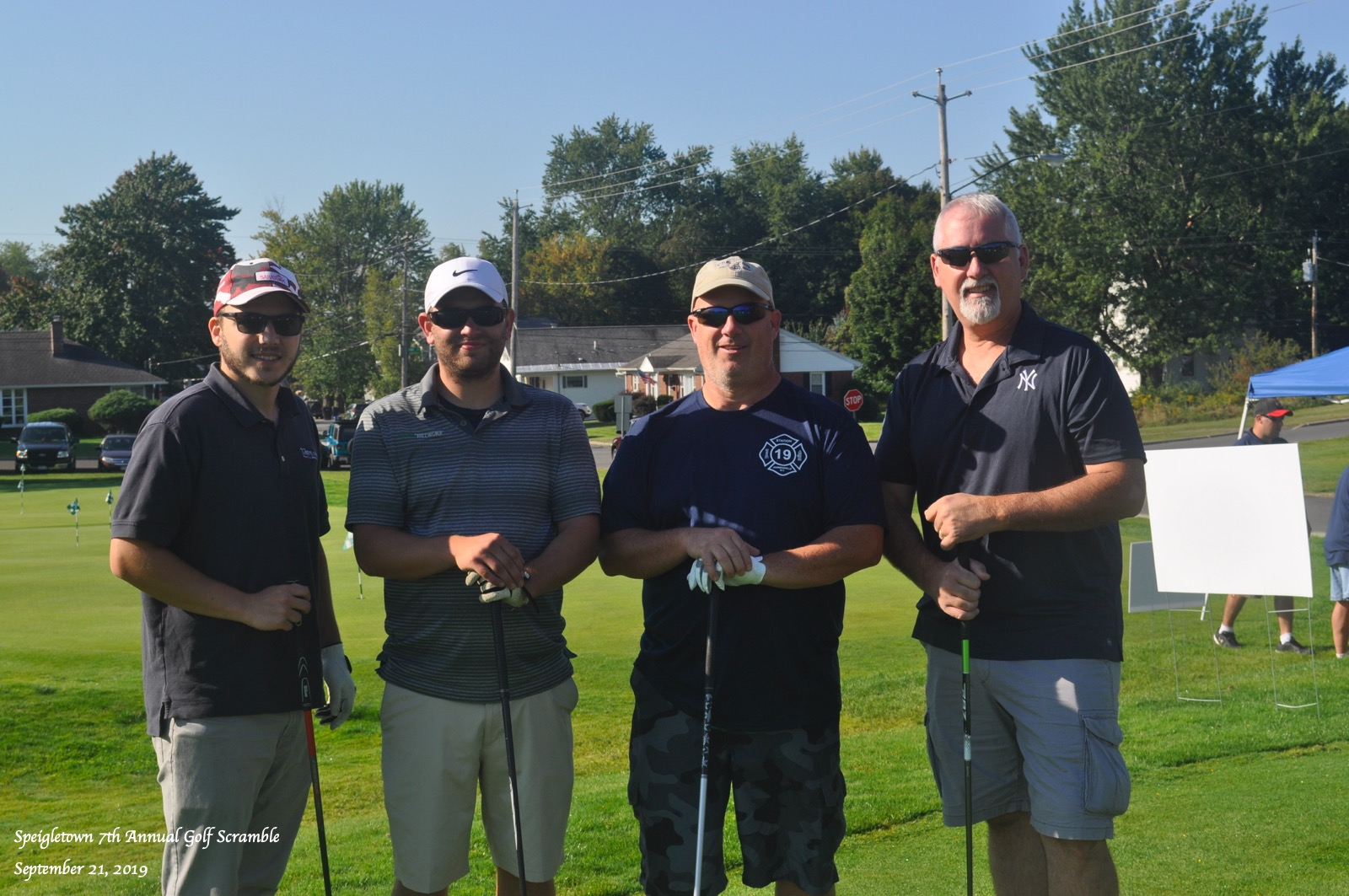 Speigletown Golf Scramble 2019 Teams2
