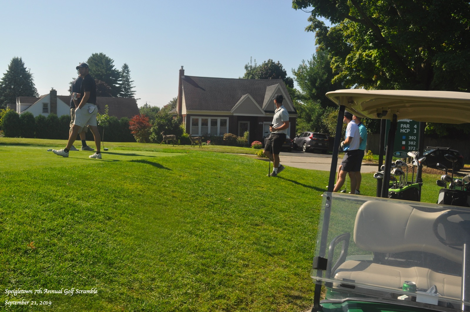Speigletown Golf Scramble 2019_35