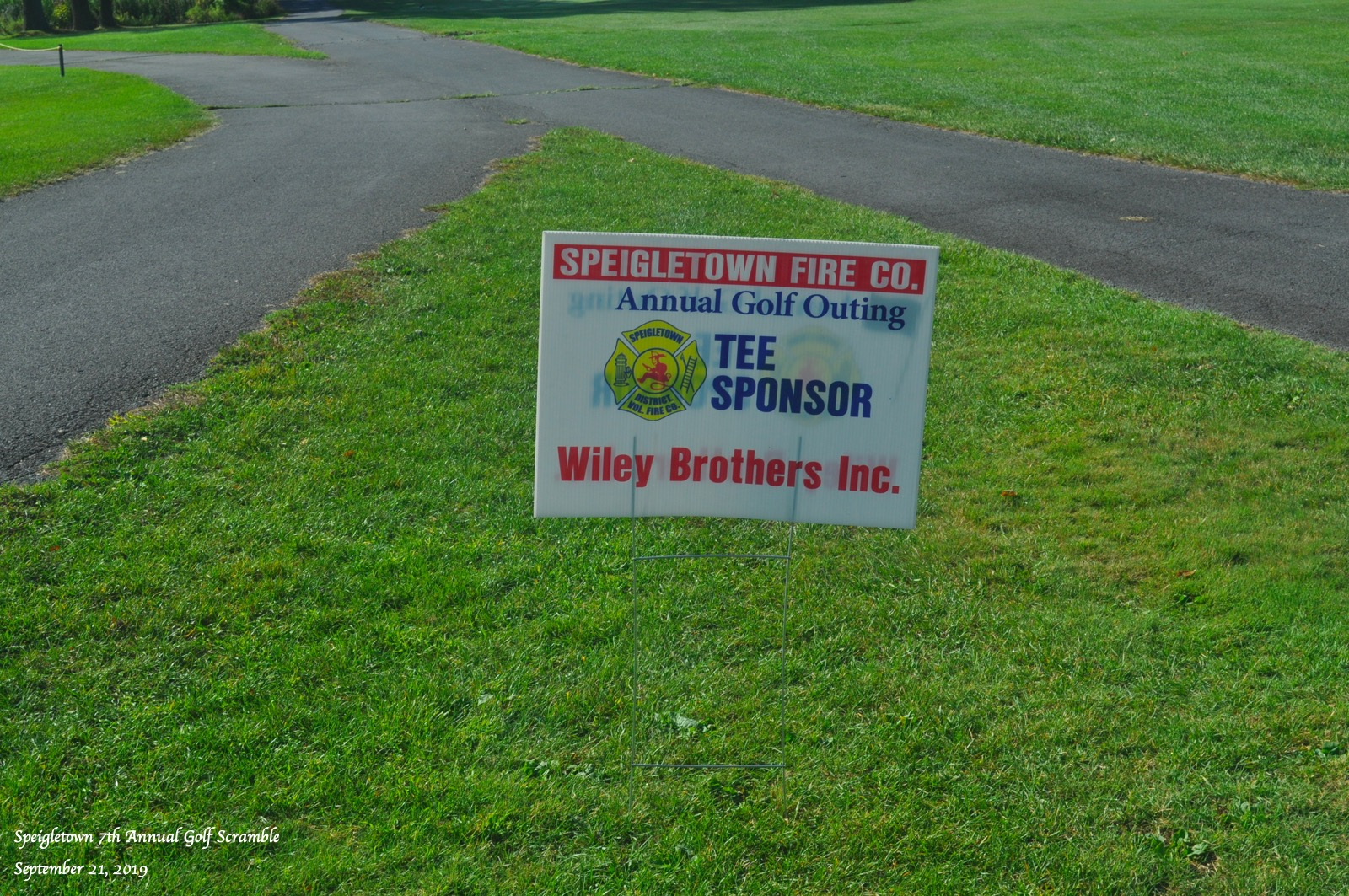 Speigletown Golf Scramble 2019 Sponsors1