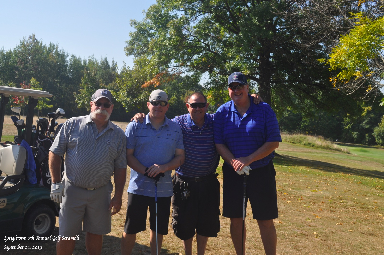 Speigletown Golf Scramble 2019 Teams20