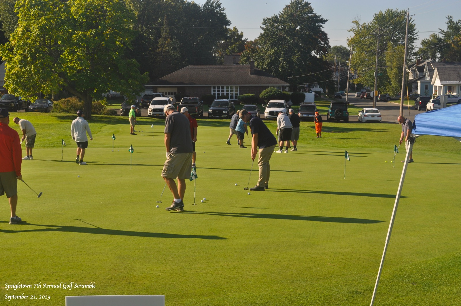 Speigletown Golf Scramble 2019_9