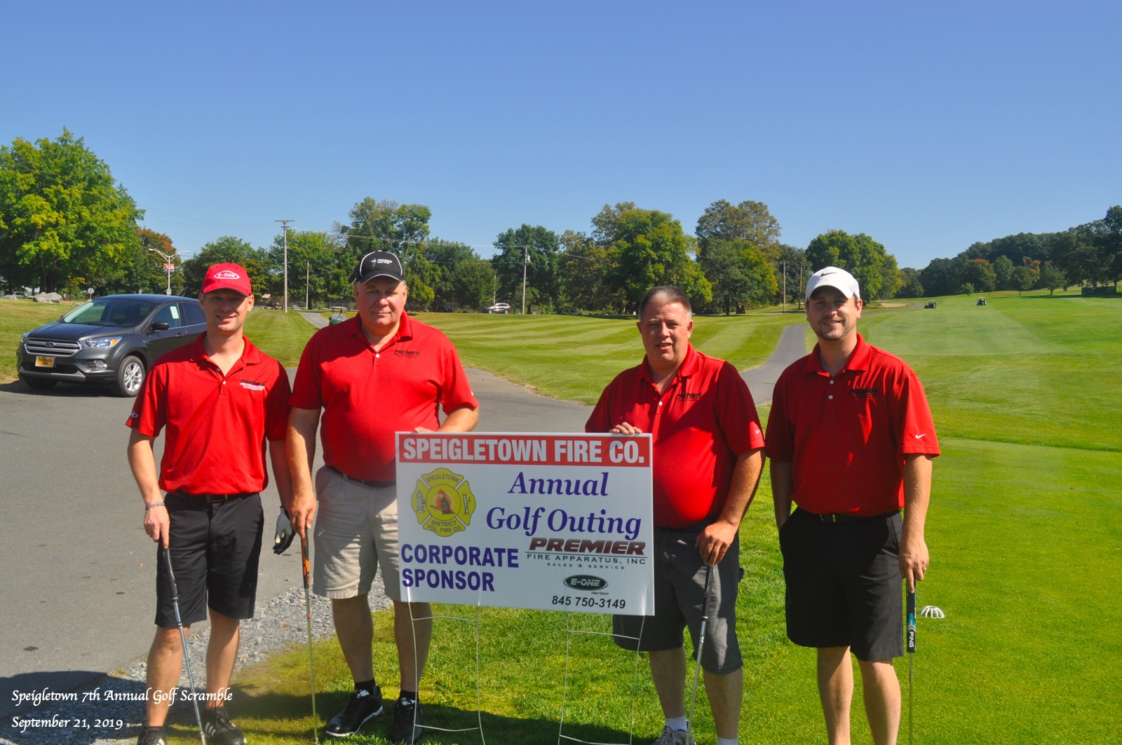 Speigletown Golf Scramble 2019 Teams31