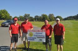 Speigletown Golf Scramble 2019 Teams31